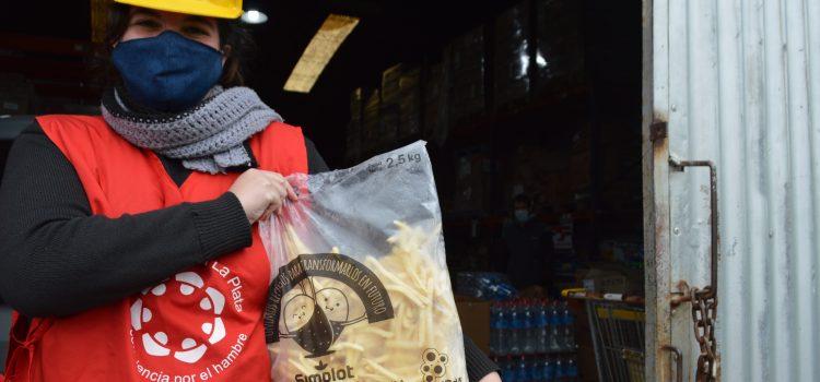 ALQUIMIA: Desde Mendoza, papas creadas para llegar a miles de comedores