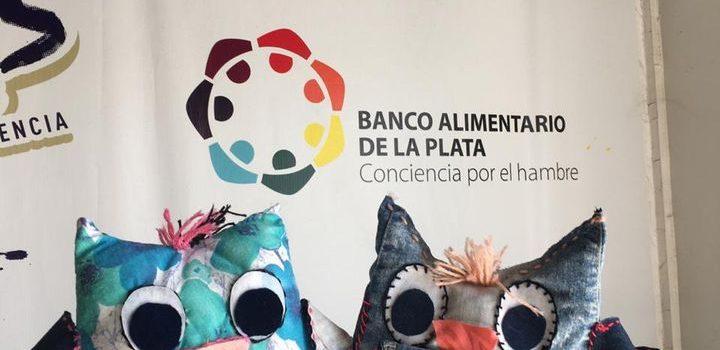HECHO EN CASA: NOS DONARON PELUCHES ARTESANALES